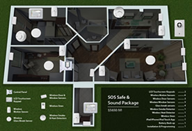 ((( SOS ))) Safe & Sound Floor Plan
