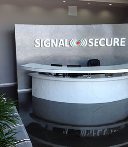 Signal Secure Office Map