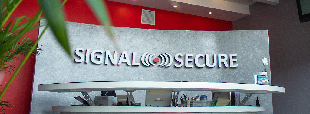 Signal Secure Contact